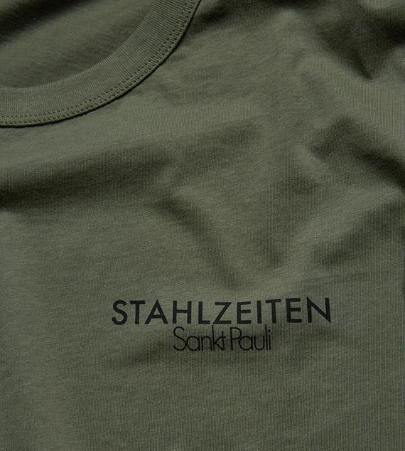STAHLZEITEN SHIRT DETAIL